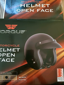 Wanted: Large Open Face helmet