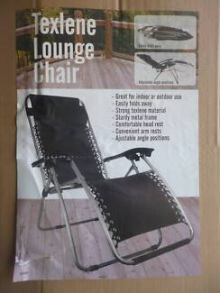 Indoor/Outdoor Lounge Chair