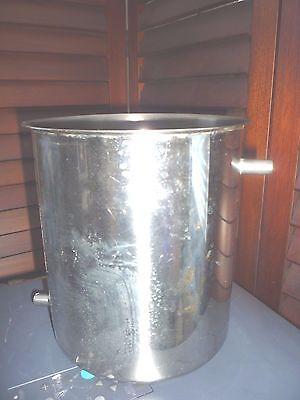 Stainless Steel 2 Port Drum Manifold Freeze Dryer Lyophilizer Item 1581 12