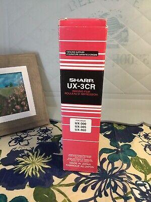 Sharp Fax Machine Imaging Film Ux-3cr 1 Roll Nib Genuine Sharp Supply Japan