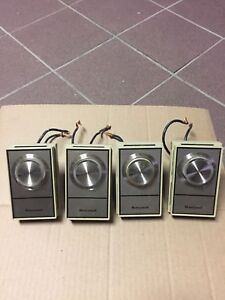 HONEYWELL ELECTRIC BOARD THERMOSTATS