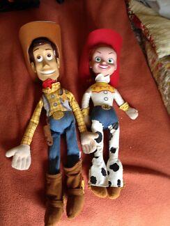 Woodie & Jessie Dolls