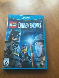 Lego Dimension wiiU