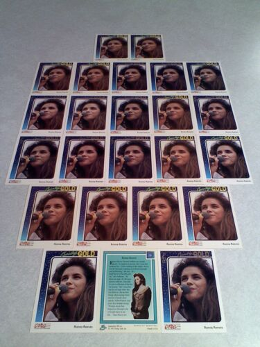 Ronna Reeves:  Lot of 24 cards