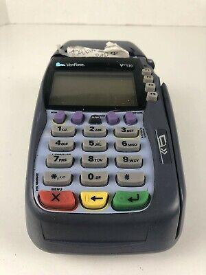 Verifone Vx570 Omni 5700 Card Reader Credit Card Terminal Black Dc 9v 4a