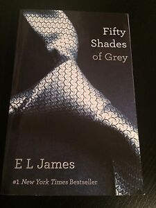 Fifty Shades of Grey by EL James in English
