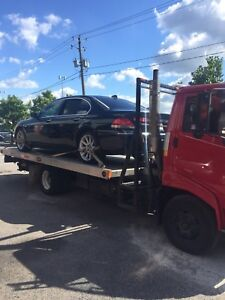 Remorquage towing 24h/7jrs Longueuil
