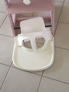 Stokke baby set and tray