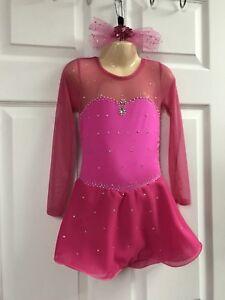 robe de patinage 6-8 ans enfants