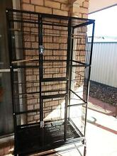 LARGE CAGE  1800 HIGH ON STAND  $90 Parkwood Gold Coast City Preview
