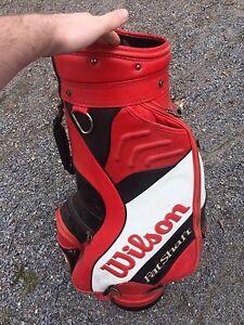 Wilson Fat shaft golf bag