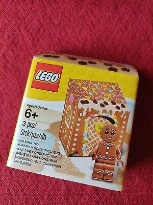 LEGO GINGERBREAD MAN SET 6186041
