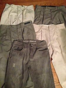 Men's Pants Bundle (5) - Size 36