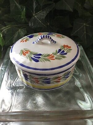 Beautiful Tiffany and Co. Trinket Dish With Lid,vintage Markings