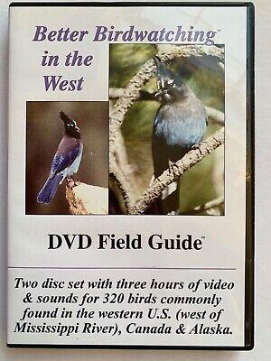 Better Birdwatching in the West DVD Field Guide-western US, Canada & Alaska (Best Education In The Us)