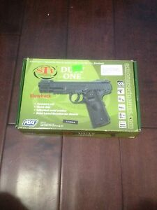STI Full Metal Blow-Back CO2 Airsoft Pistol