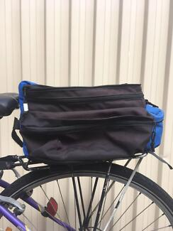 Gear bag for bike rack Paradise Point Gold Coast North Preview