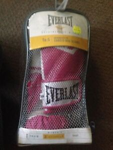 SOLD PP Ladies Everlast boxing/bag gloves Seville Grove Armadale Area Preview