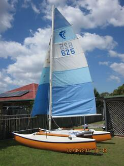 Capercat catamaran