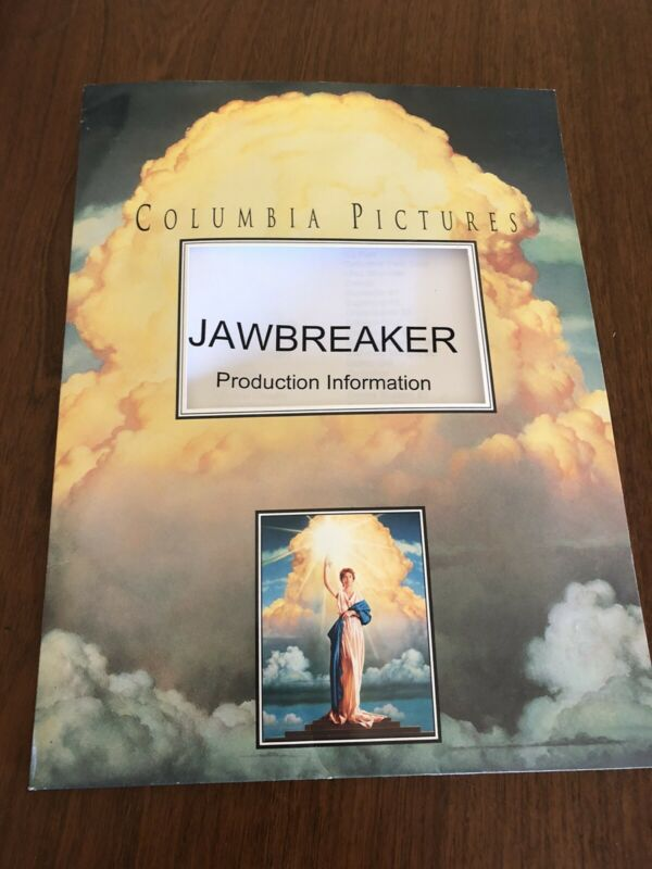 Jawbreaker Rare Movie Press Kit Photos - Rose Mc Gowan & Pam Grier