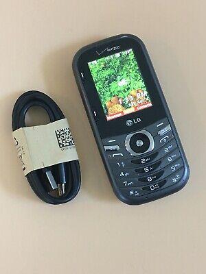 ⭐ LG Cosmos 3 VN251S - Black (Verizon) Cellular Slider Phone Keyboard (A)