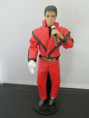 Michael Jackson Action Figure Doll Thriller Outfit 1984 LJN INC. - Thriller Outfit