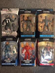 Marvel Figures and Funko