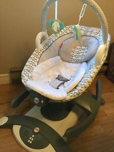 Fisher Price 4-in-1 glider/rocker (baby chair)