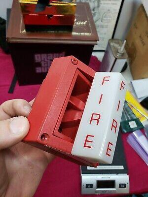 Spectralert Ss24l0 Wall Hornstrobe Fire Alarm