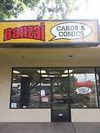 Banzai Cards and Comics