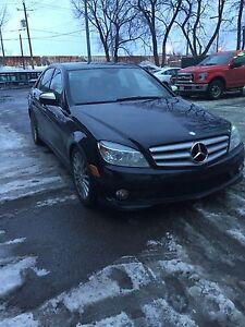 Mercedes benz c230 4matic