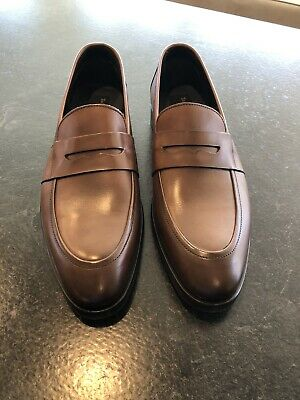 New in Box To Boot New York Devries Dress Penny Loafer 10.5M