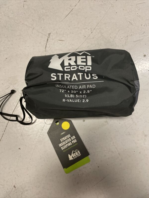 REI Stratus Insulated Air Pad - Long