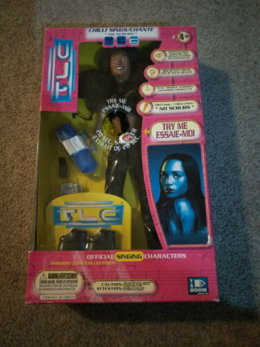 "Yaboom 12"" T.LC. Chilli Singing ""No Scrubs"" Collector"