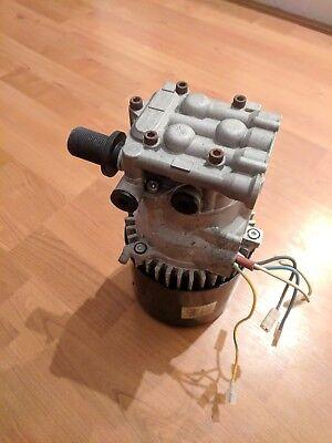 Motor Pump Assembly - Husky 1750 Pressure Washer