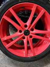 17inch Alloys Revesby Bankstown Area Preview