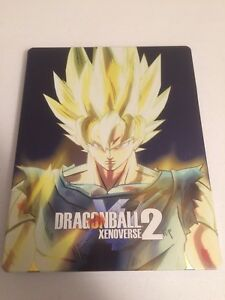 Dragon Ball Xenoverse 2 Steelbook