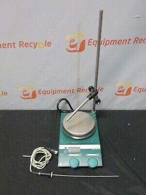 Chemglass Ret Ct S21 Digital Stirrer Hotplate Optichem Probe Magnetic Hot Plate