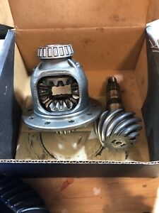 Dana 30 r&p with open carrier with extras