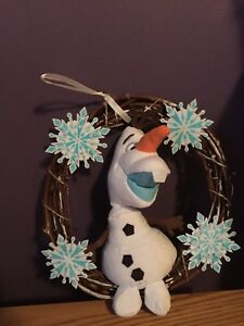 "Olaf, 12"" wreath"
