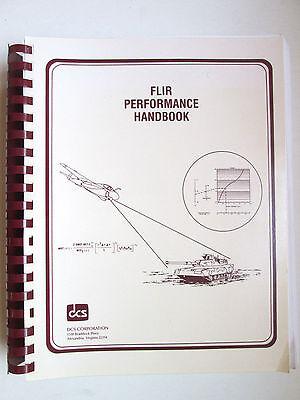 FLIR PERFORMANCE HANDBOOK infrared tank battle weapon fighter jet AIR FORCE