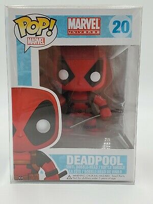 Funko Pop Marvel Universe Deadpool #20 Vinyl Figure Marvel