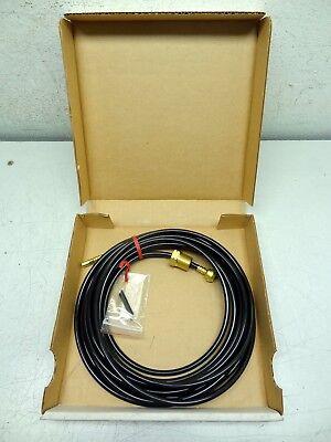 Weldtec 45v04 Power Cable 25 Ft Vinyl Tube For Tig Torches 20 20v 24w 25 New