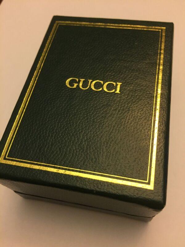 Gucci Clock Box Vintage