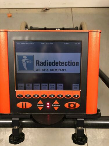 RadioDetection RD1000 Utility Ground Penetrating Radar