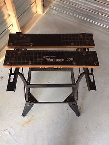 Workmate portable work table