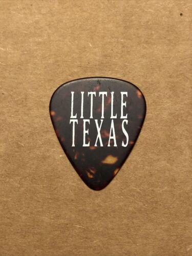 Little Texas Tour Guitar Pick - $3.25