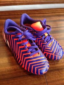 Adidas Soccer boots West Moonah Glenorchy Area Preview