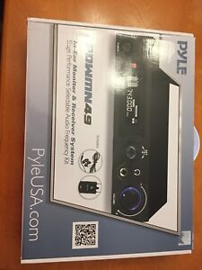 Pyle Audio in ear monitor & receiver system