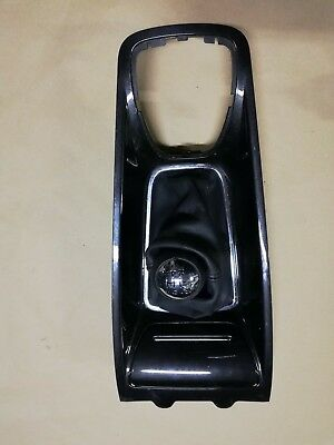 Citroen C5 2010 Centre Console Gearstick Surround Panel Gaiter Knob Ashtray